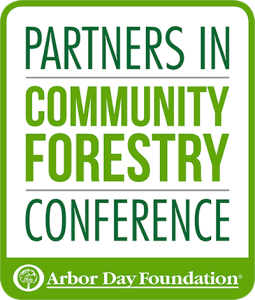 Arbor-Day-Foundation-Partners-in-Community-Forestry-conference-Irvine-CA-2018-LOGO