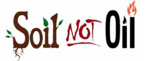 Soil Not Oil Conference LOGO