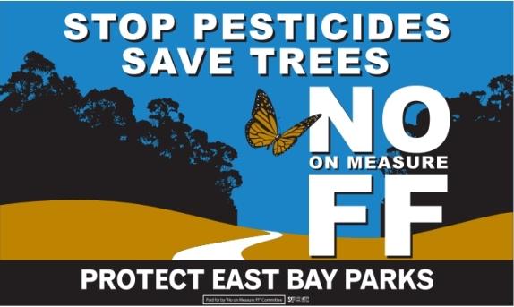 450,000-tree clearcut — SF Bay Area, CA   TreeSpirit Project