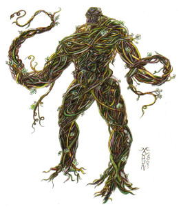 kudzu_monster_by_morgancrone