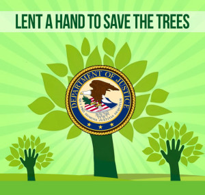 Department-of-Justice-save-trees-lent-hand-poster-rev-web