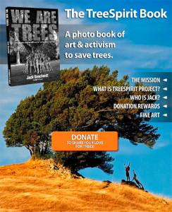 The TreeSpirit Book DONATE NOW