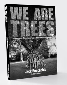 """We Are Trees"" book cover"